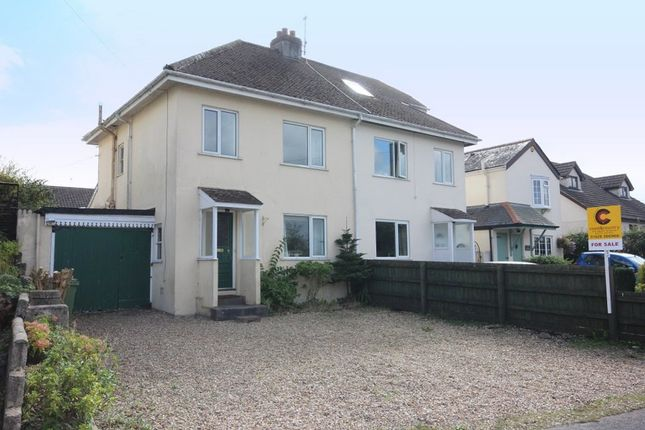 Thumbnail Semi-detached house for sale in Ipplepen, Newton Abbot