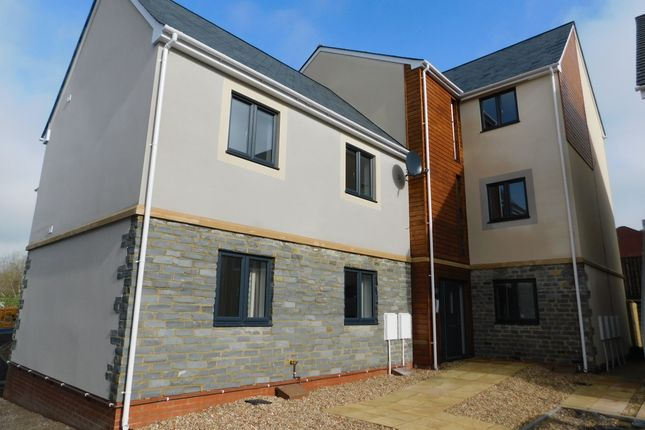 Thumbnail Flat for sale in Mitchell Gardens, Axminster