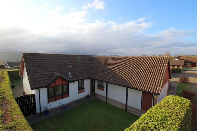 Thumbnail Semi-detached bungalow for sale in Pontwilym, Brecon
