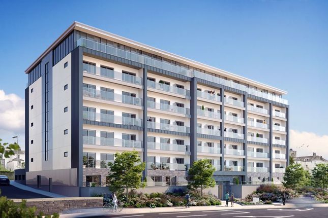 Thumbnail Flat for sale in Perison House, Mulgrave Street, Plymouth