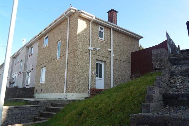 Balcony of Elphin Crescent, Townhill, Swansea SA1