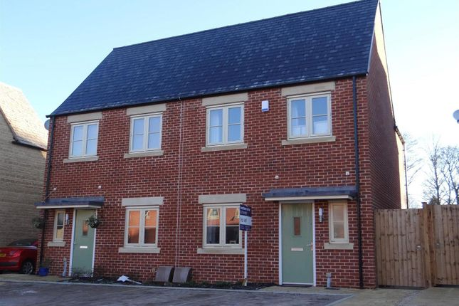 Thumbnail Semi-detached house to rent in Hart Close, Upper Rissington, Cheltenham