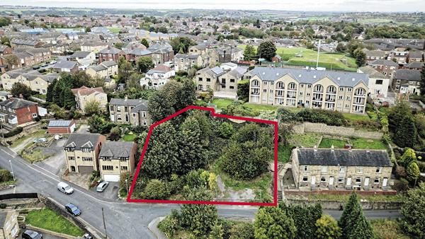Thumbnail Land for sale in Land At Brewerton Lane, Brewerton Lane, Dewsbury Moor, Dewsbury