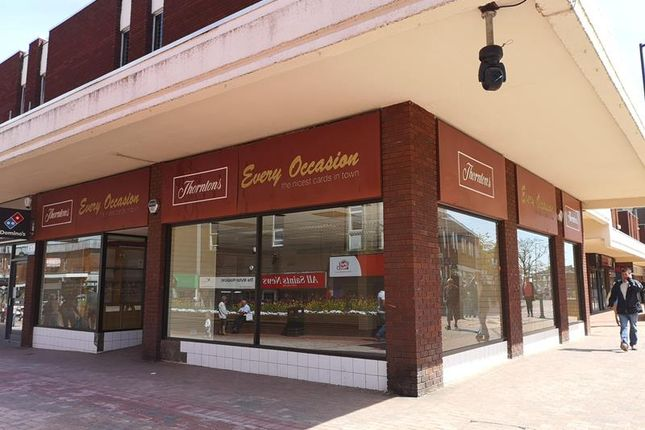 Thumbnail Retail premises to let in 1-3 All Saints Square, Bedworth, Warwickshire