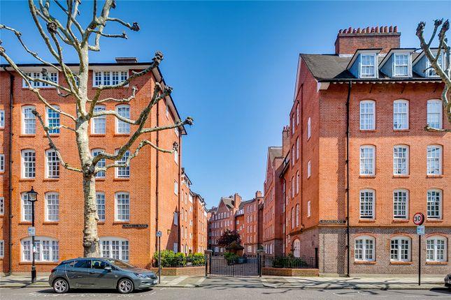 Thumbnail Property for sale in Rossetti House, Erasmus Street, London