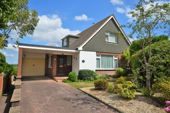 Thumbnail Property for sale in Crowden Crescent, Tiverton