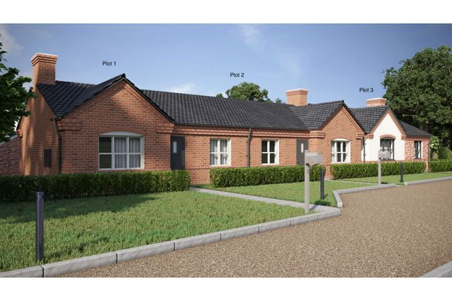 Thumbnail Semi-detached bungalow for sale in Worthington Lane, Coleorton