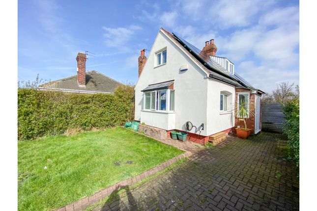 Thumbnail Detached bungalow for sale in Stavordale Road, Moreton, Wirral