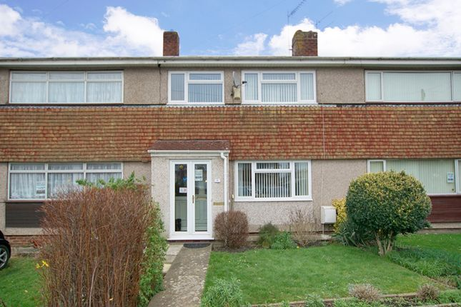 Thumbnail Terraced house for sale in Dormer Close, Coalpit Heath, Bristol