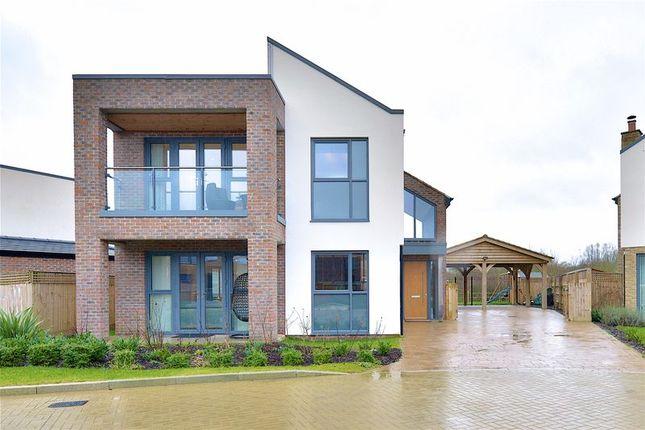 Thumbnail Detached house for sale in Ferranti Place, Oakgrove, Milton Keynes