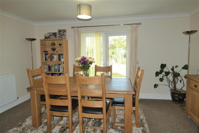 Dining Room of Leven Close, Hook, Haverfordwest SA62