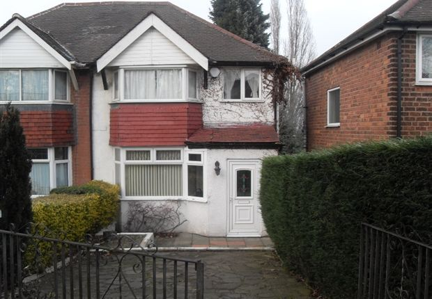 Thumbnail Semi-detached house for sale in Island Road, Handsworth