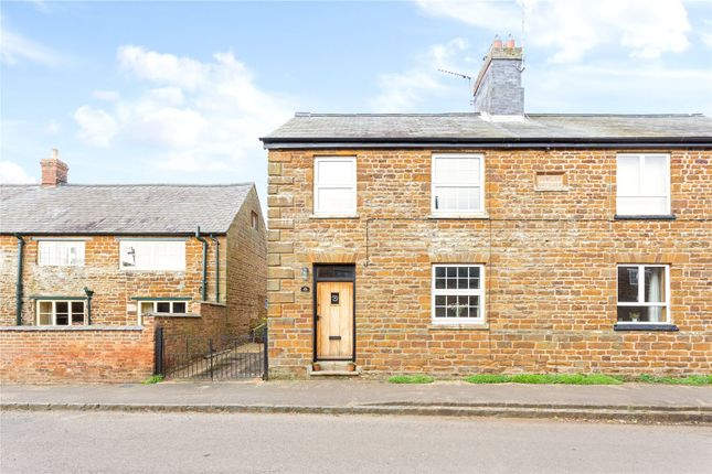Thumbnail Semi-detached house for sale in High Street, Eydon, Daventry, Northamptonshire