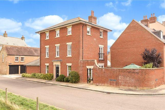 Thumbnail Detached house for sale in Great Cranford Street, Poundbury, Dorchester, Dorset