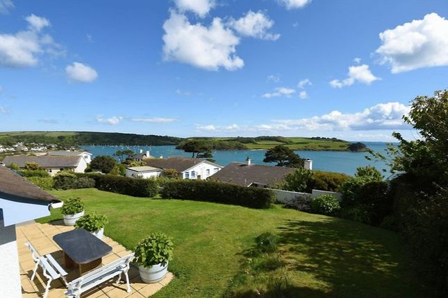 Thumbnail Detached bungalow for sale in Sea View Crescent, St. Mawes, Truro