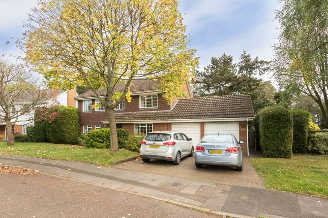 Thumbnail Detached house to rent in Valentine Way, Chalfont St. Giles