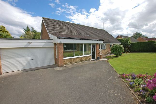 Thumbnail Bungalow for sale in Meadow Court, Ponteland, Newcastle Upon Tyne