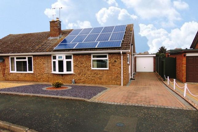 Semi-detached bungalow for sale in Drysdale Close, Wickhamford