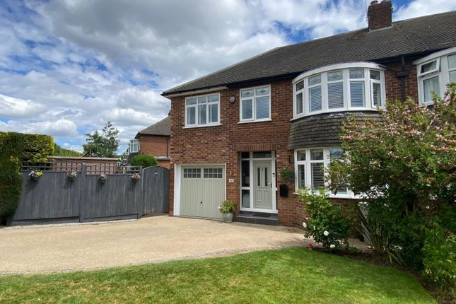 4 bed semi-detached house for sale in Coniston Drive, Handforth, Wilmslow SK9
