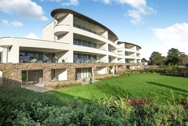 Thumbnail Property for sale in Carlyon Bay, St Austell, Cornwall