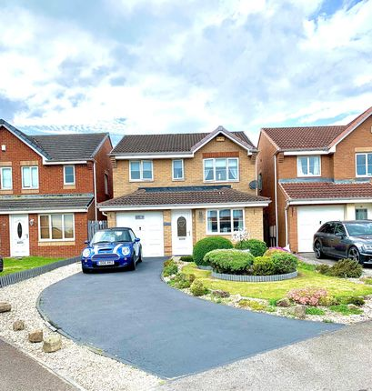 Detached house for sale in Holwick Close, Consett