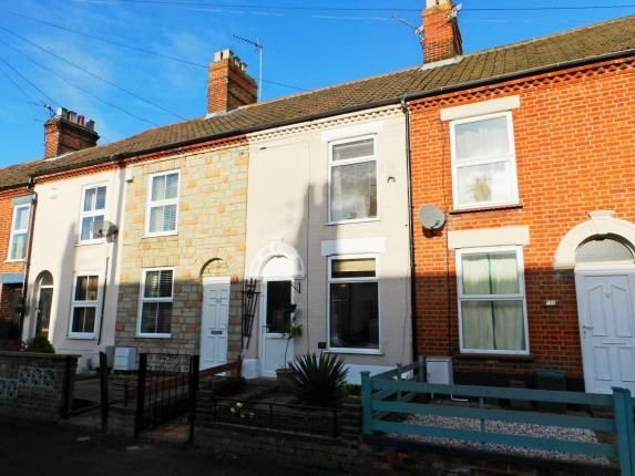 Thumbnail Terraced house for sale in Norwich, Norfolk, .