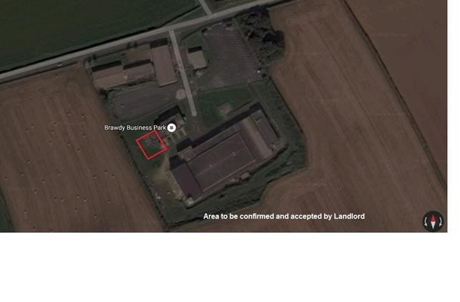 Commercial property for sale in Brawdy Business Park, (Commercial Development Plot), Newgale, Pembrokeshire