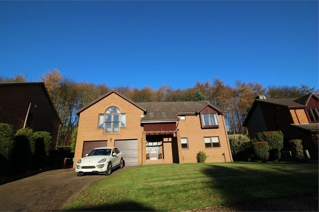 Thumbnail Detached house for sale in Mount Frost Place, Markinch, Fife