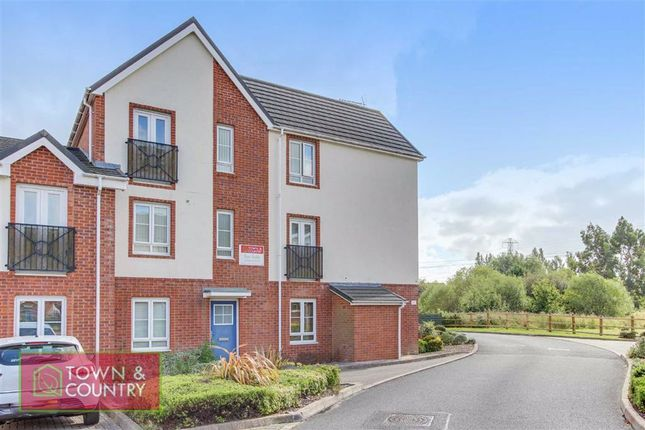 2 bed flat for sale in Maes Deri, Ewloe, Deeside, Flintshire CH5