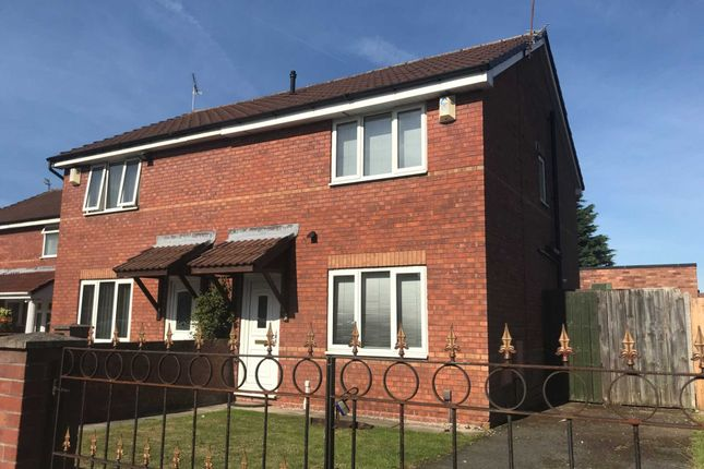 Thumbnail Semi-detached house to rent in Acton Road, Westvale, Kirkby