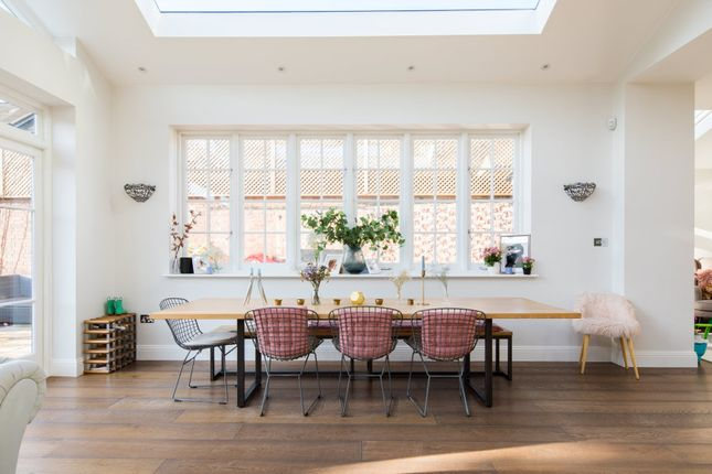 Thumbnail Town house to rent in Liddell Gardens, London