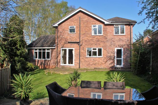 Thumbnail Detached house for sale in Brielen Road, Radcliffe-On-Trent, Nottingham
