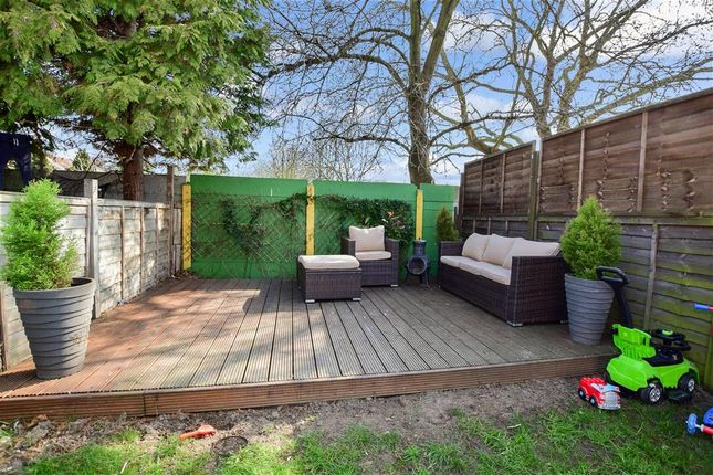 Thumbnail Terraced house for sale in St. Olaves Road, East Ham, London