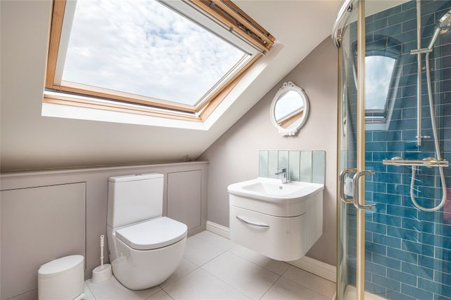 Shower Room of Somerset Road, London W4
