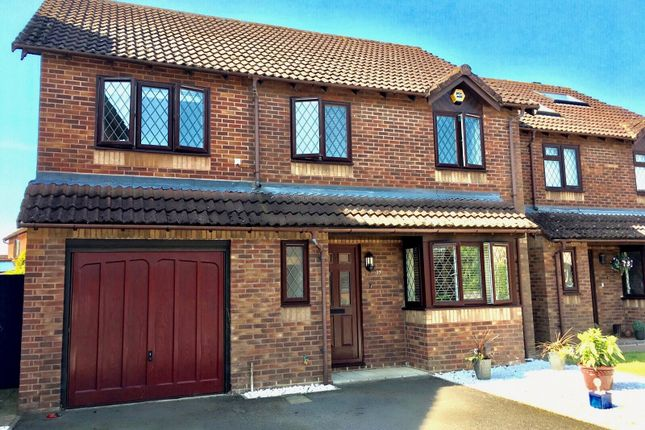 Thumbnail Detached house for sale in Agricola Way, Thatcham, Berkshire