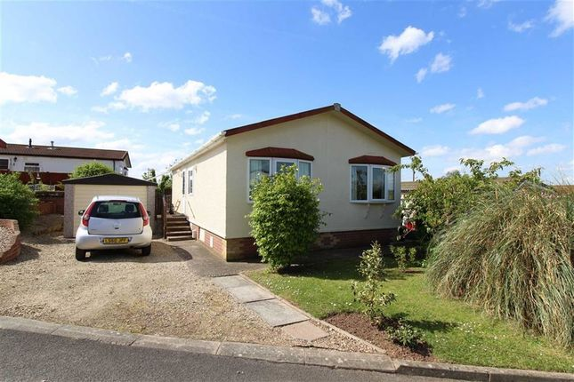 Thumbnail Mobile/park home for sale in Vine Tree Park, Tudorville, Ross-On-Wye