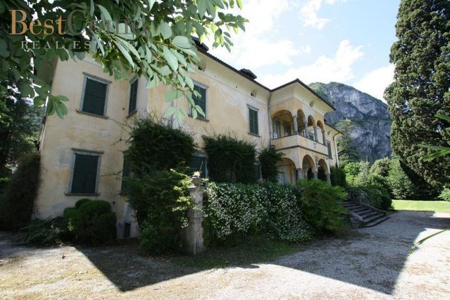 Thumbnail Detached house for sale in Tremezzina, Lake Como, Lombardy, Italy