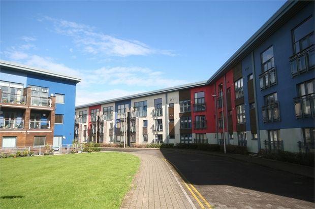 Thumbnail Flat for sale in St Margarets Court, Maritime Quarter, Swansea