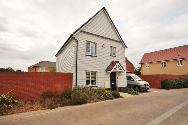 Thumbnail Detached house for sale in James Mayger Chase, Colchester, Essex