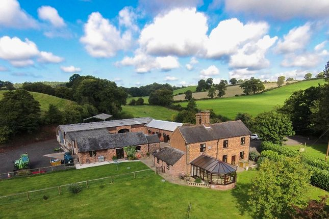 Thumbnail Property for sale in Fairoak, Eccleshall, Staffordshire