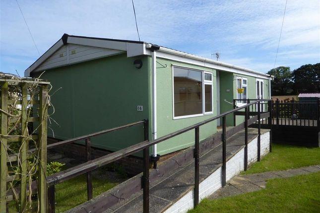 Thumbnail Detached bungalow for sale in Whitegates Park, Westfield, East Sussex