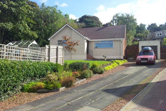 Thumbnail Detached bungalow for sale in Glendorch Avenue, Branchalwood Wishaw
