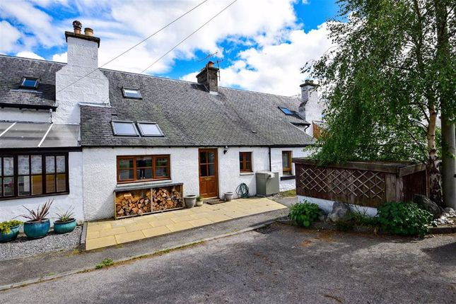 Thumbnail Terraced house for sale in Railway Terrace, Aviemore