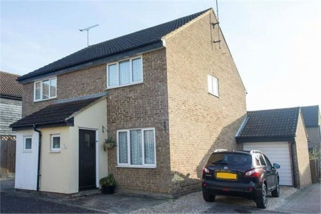 Thumbnail Semi-detached house for sale in Glendale, South Woodham Ferrers, Chelmsford