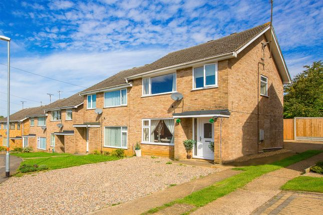 3 bed semi-detached house for sale in Miller Close, Kettering