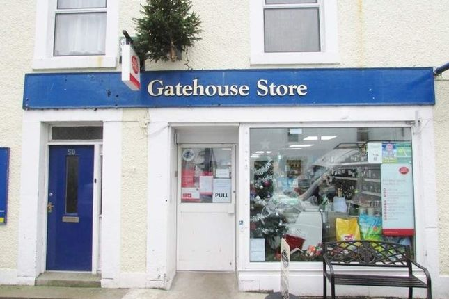 Thumbnail Retail premises to let in 52 High Street, Castle Douglas