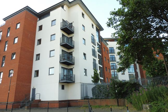 Thumbnail Flat for sale in Heol Porth Teigr, Cardiff