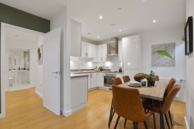 Flat for sale in Shackleton Way, Royal Albert Wharf, London