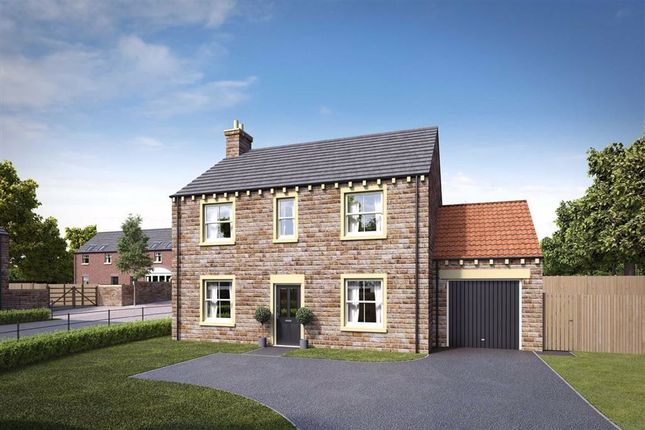 Thumbnail Detached house for sale in Lund Lane, Killinghall, North Yorkshire