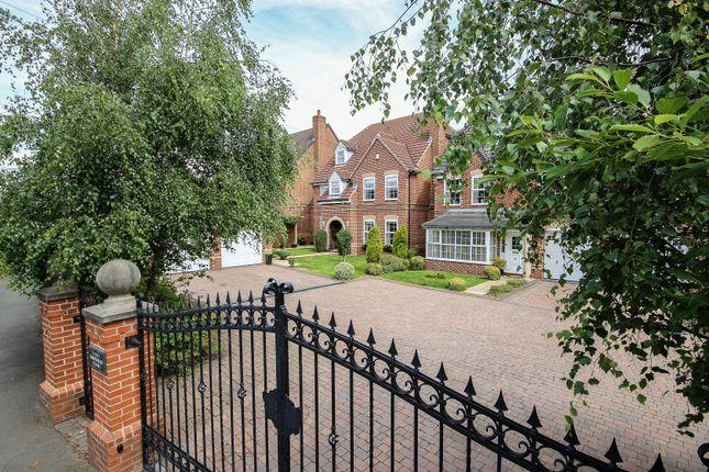 Thumbnail Detached house for sale in Hartshead Court, Liversedge